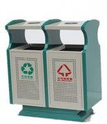 DX32钢制分类垃圾桶