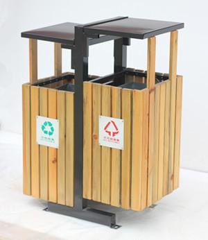 GM08钢木分类环保箱