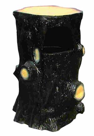 树根形玻璃钢果皮箱022