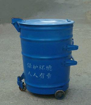 GL230-吊挂环卫铁垃圾桶