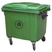 1100L塑料垃圾桶