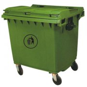 660L塑料垃圾桶A