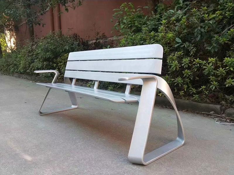 G32不锈钢公园椅