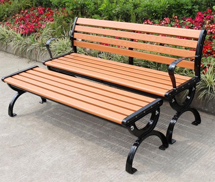 G28塑木公园椅