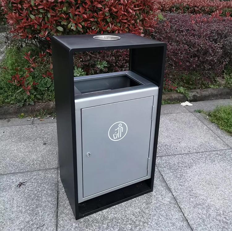 D-15单桶垃圾桶