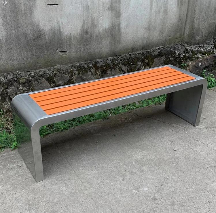 G12不锈钢休闲椅